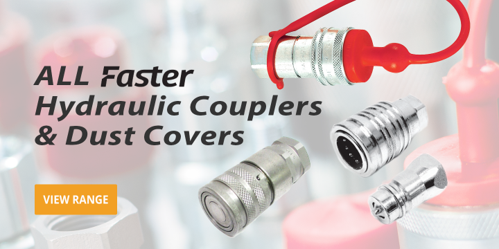 Faster - Couplers and Dust Covers